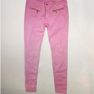 Michael Kors Izzy Pink Jeans